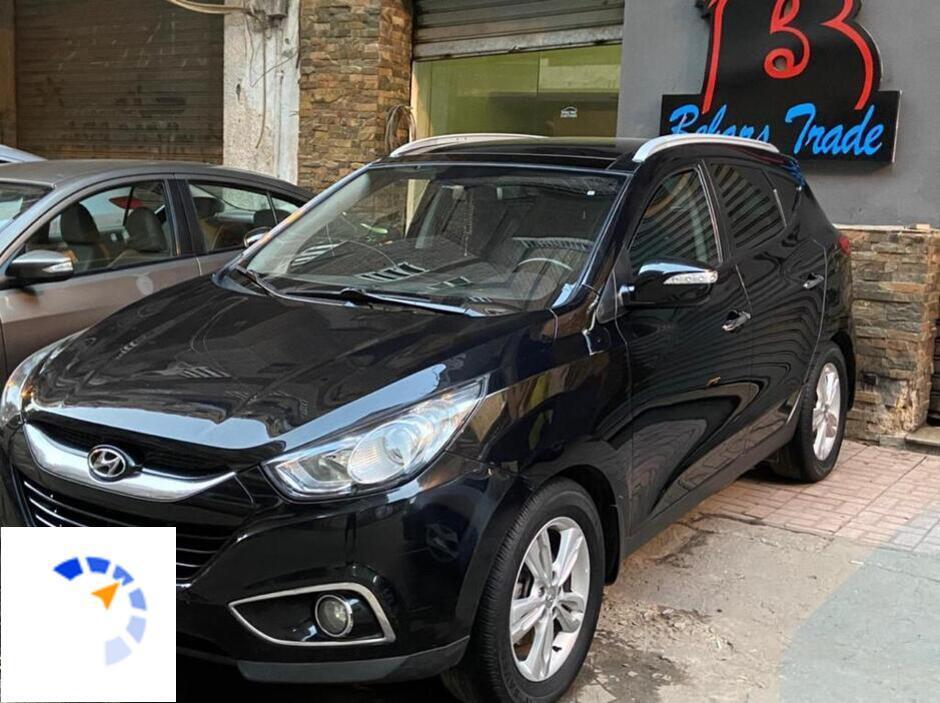 Hyundai - IX 35 - 2014