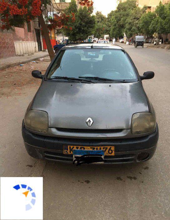 Renault - Clio - 2001