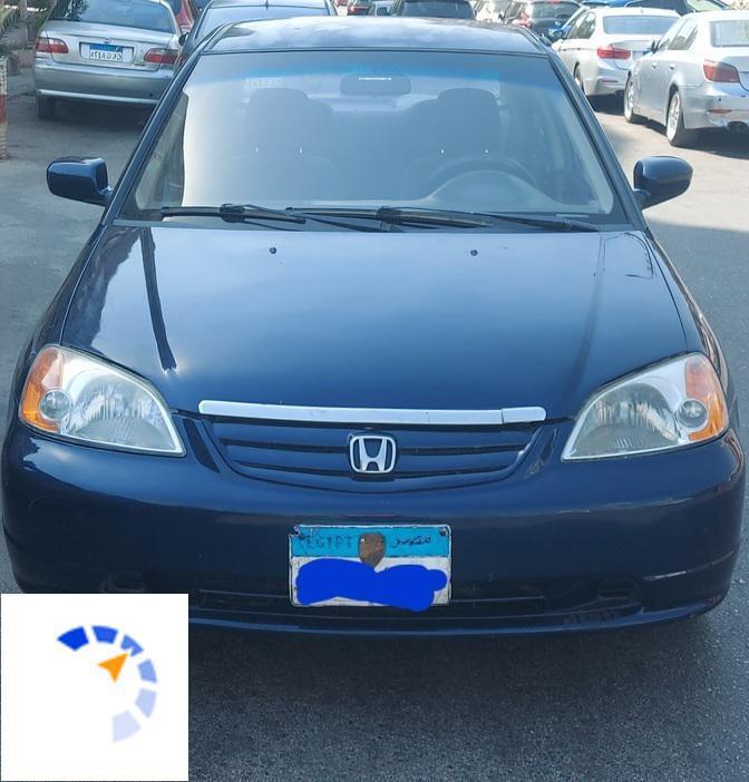 Honda - Civic - 2001