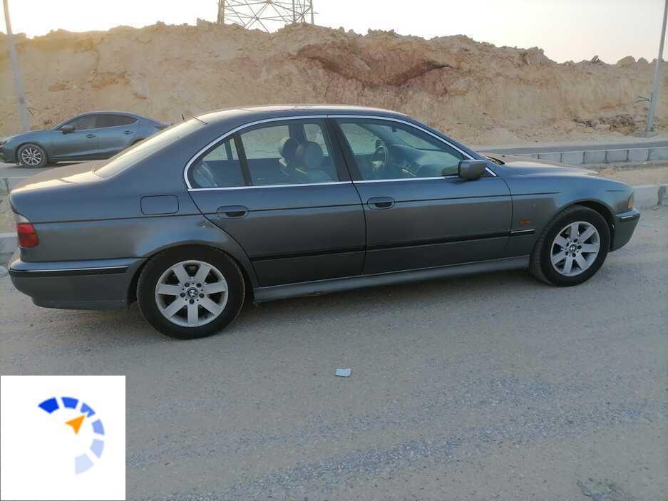 BMW - 523i - 2000