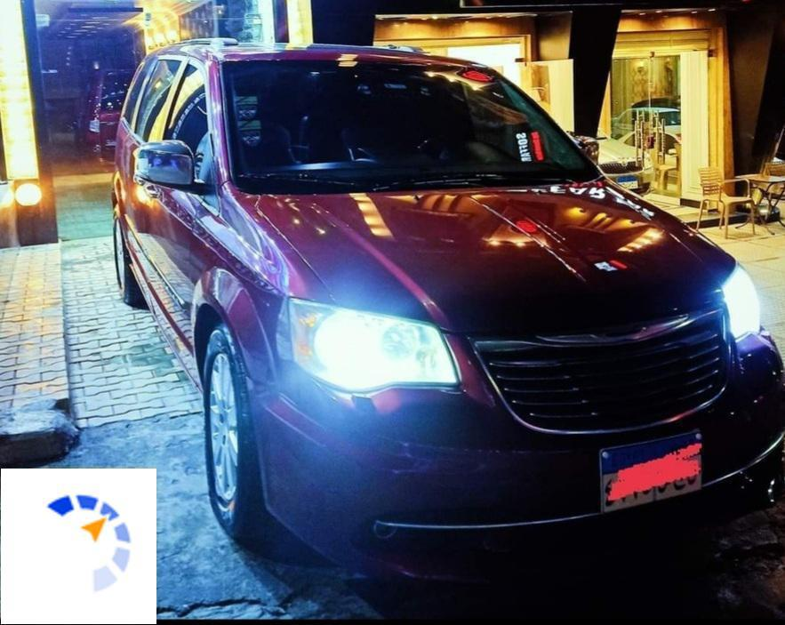 Chrysler - Town and country - 2013