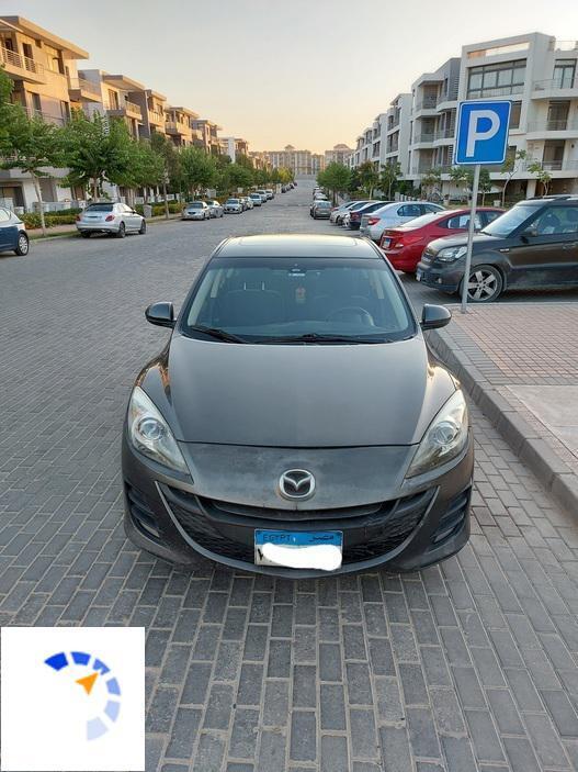 Mazda - 3 - 2011