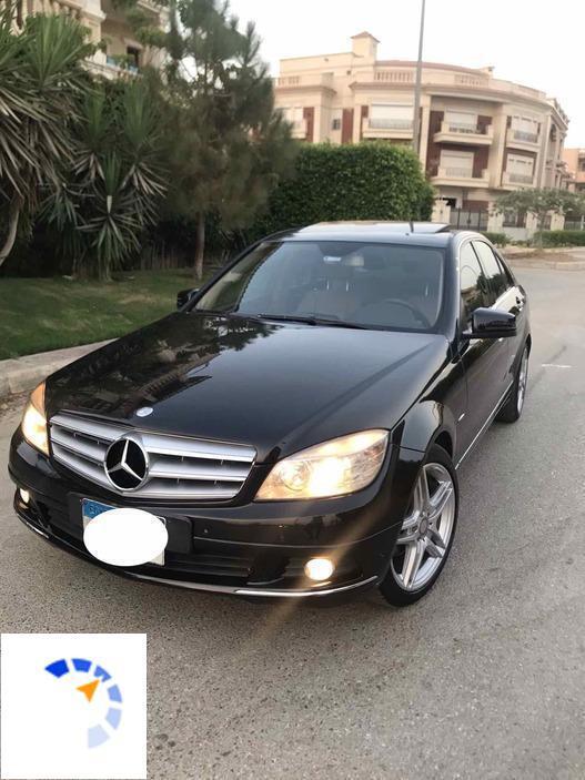 Mercedes - C 250 - 2010