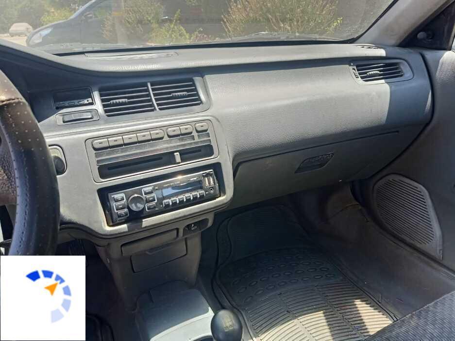 Honda - Civic - 1993