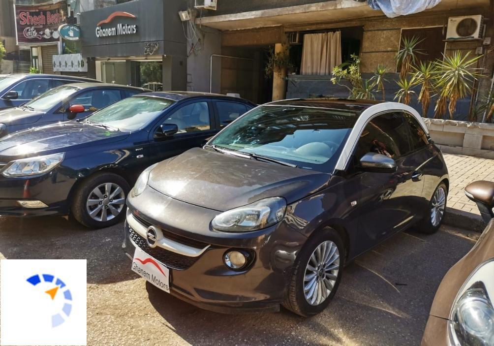 Opel - Adam - 2016