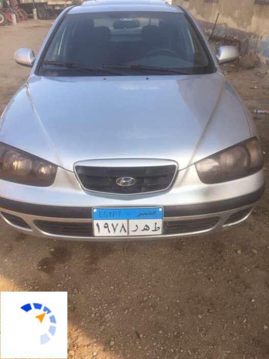 Hyundai - Avante - 2001