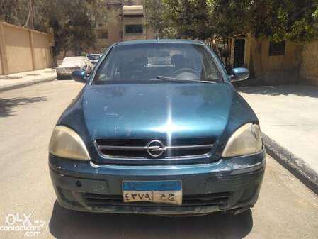 Opel - Corsa - 2004