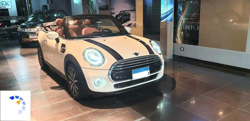 Mini - Cabrio - 2020