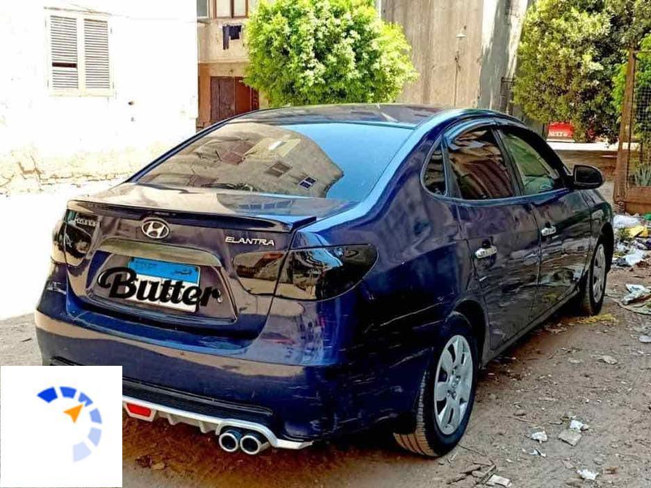 Hyundai -  Elantra HD - 2008