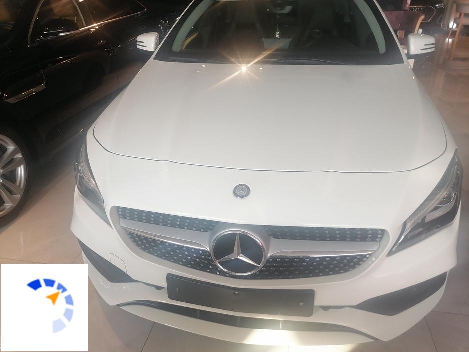 Mercedes - CLA 200 - 2018