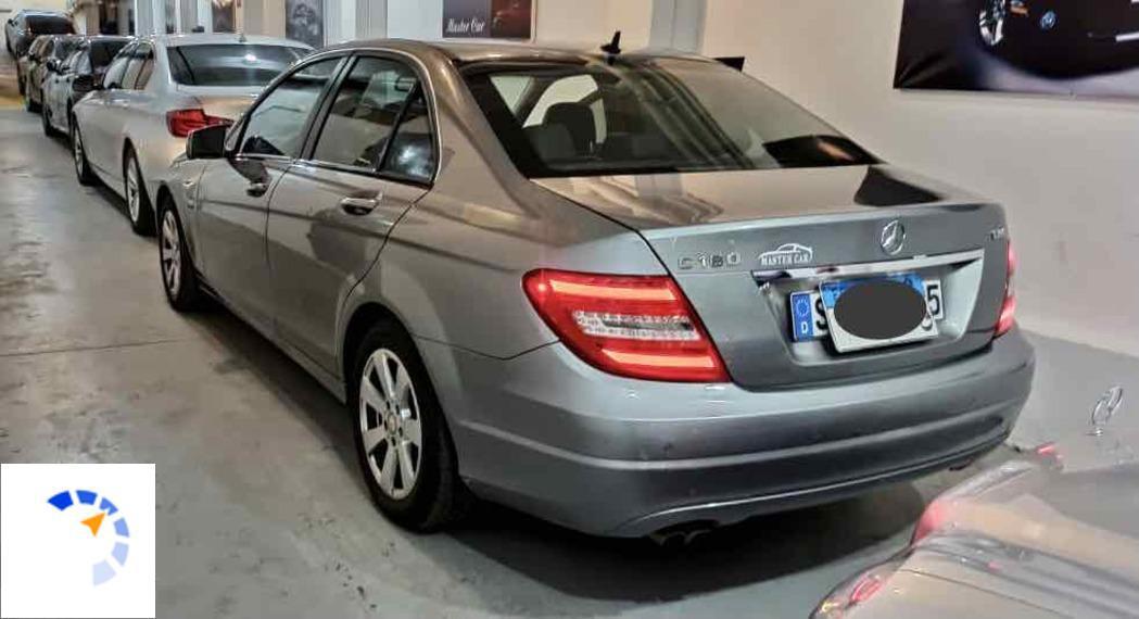 Mercedes - C180 - 2013
