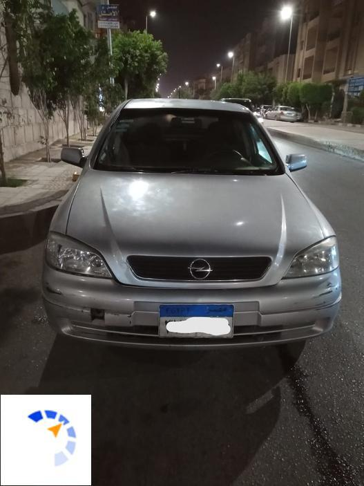 Opel - Astra - 2001