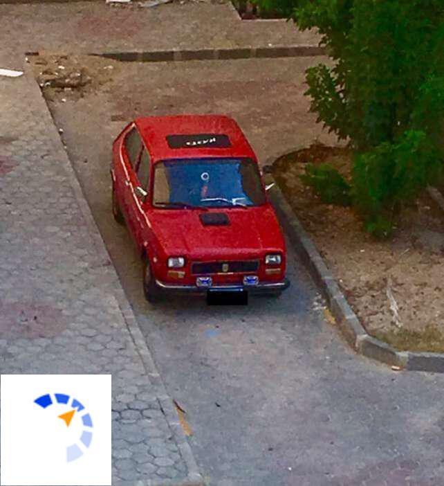 Fiat - 127 - 1977