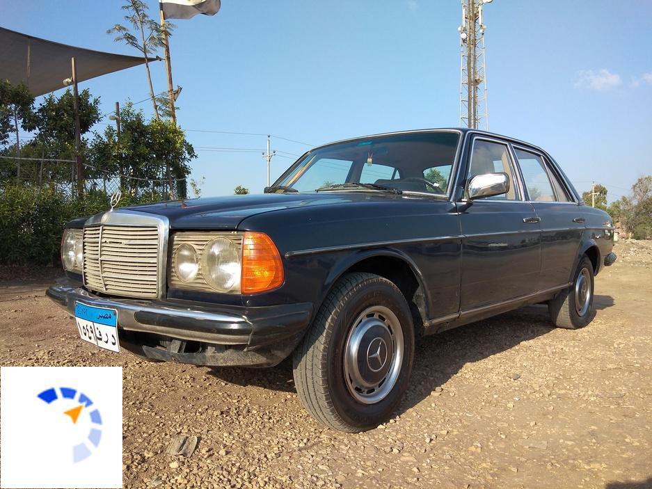 Mercedes - E200 - 1982