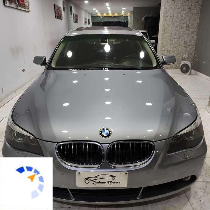 BMW - 525i - 2006