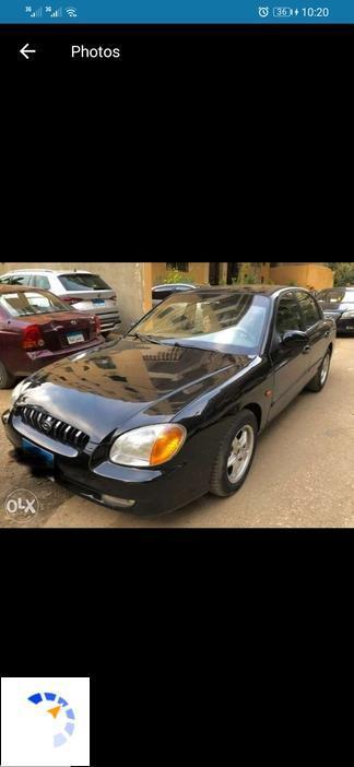 Hyundai - Sonata - 2001