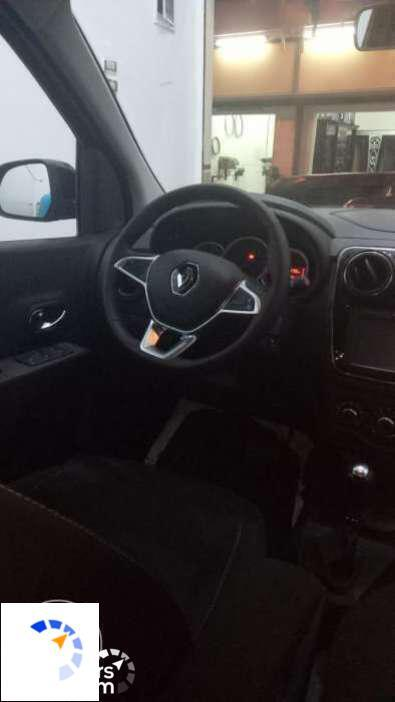 Renault - Lodgy - 2018