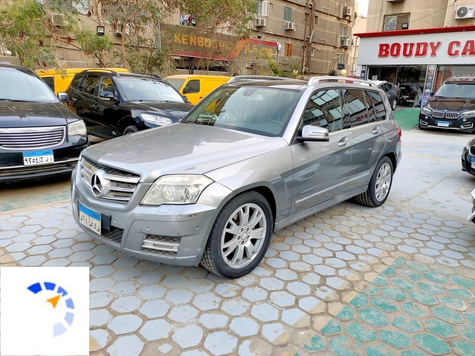 Mercedes - GLK 350 - 2011