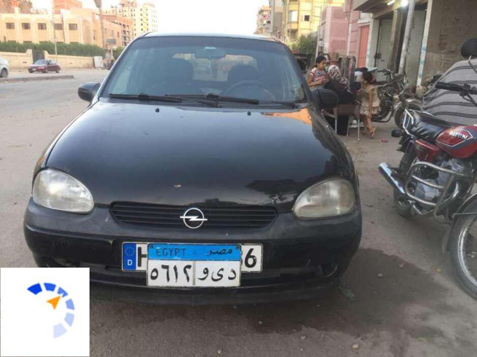 Opel - Corsa - 1999